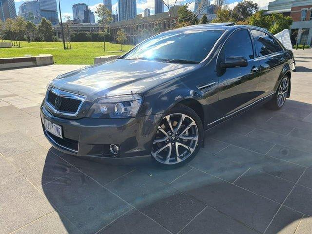 Used Holden Caprice WN II MY17 V South Melbourne, 2017 Holden Caprice WN II MY17 V Grey 6 Speed Sports Automatic Sedan