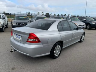 2005 Holden Commodore VZ Executive Silver 4 Speed Automatic Sedan