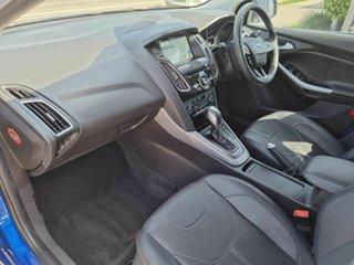 2016 Ford Focus LZ Titanium Blue 6 Speed Automatic Hatchback