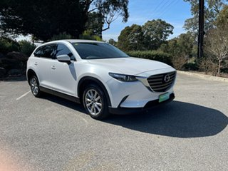 2016 Mazda CX-9 TC GT SKYACTIV-Drive White 6 Speed Sports Automatic Wagon.