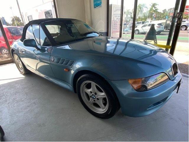 Used BMW Z3 Arundel, 1997 BMW Z3 Blue 5 Speed Manual Roadster