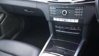 2015 Mercedes-Benz E-Class W212 806MY E200 7G-Tronic + White 7 Speed Sports Automatic Sedan