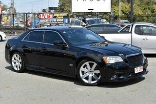 2012 Chrysler 300 MY12 SRT8 Black 5 Speed Automatic Sedan.