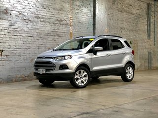 2016 Ford Ecosport BK Trend Silver 5 Speed Manual Wagon