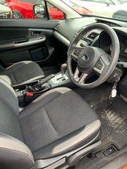2016 Subaru XV G4X MY17 2.0i Lineartronic AWD Orange 6 Speed Constant Variable Wagon