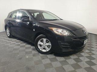 2009 Mazda 3 BL10F1 Maxx Activematic Black 5 Speed Sports Automatic Hatchback.