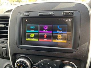 2020 Renault Trafic X82 MY21 Premium Low Roof LWB EDC 125kW Black 6 Speed