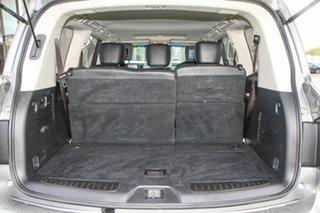 2015 Nissan Patrol Y62 TI-L Grey 7 Speed Sports Automatic Wagon