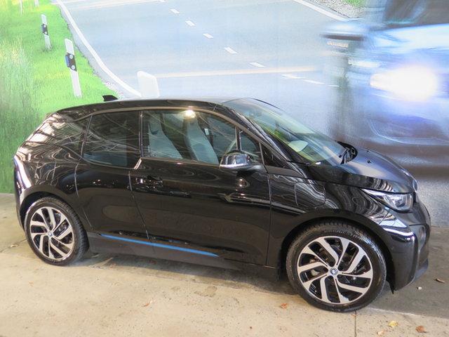 Used BMW i3 IO1 MY18 94Ah Osborne Park, 2017 BMW i3 IO1 MY18 94Ah Black 1 Speed Automatic Hatchback