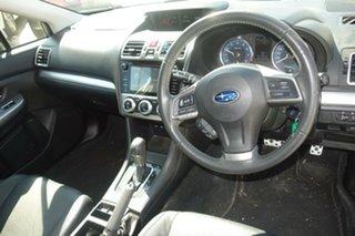 2015 Subaru Impreza G4 MY14 2.0i-S Lineartronic AWD Silver, Chrome 6 Speed Constant Variable Sedan