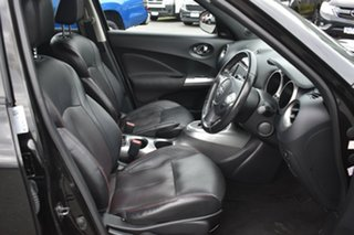 2014 Nissan Juke F15 MY14 Ti-S AWD Black 1 Speed Constant Variable Hatchback
