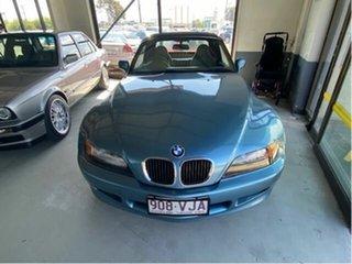 1997 BMW Z3 Blue 5 Speed Manual Roadster.