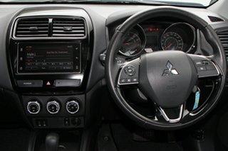 2019 Mitsubishi ASX XC MY19 ES 2WD ADAS Lightning Blue 1 Speed Constant Variable Wagon