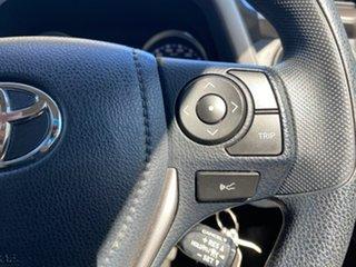 2017 Toyota RAV4 ALA49R GX AWD Red 6 Speed Sports Automatic Wagon