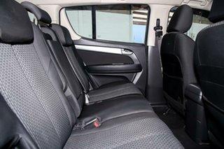 2014 Isuzu MU-X MY14 LS-M Rev-Tronic 4x2 Black 5 Speed Sports Automatic Wagon