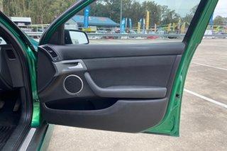 2010 Holden Commodore SV6 VE MY10 Green 6 Speed Auto Active Select Sedan