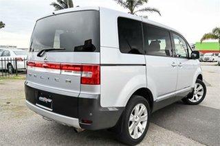 2010 Mitsubishi Delica D:5 CV5W D:5 Silver 8 Speed Constant Variable Van Wagon.