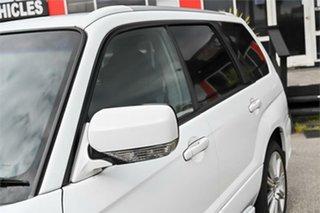 2006 Subaru Forester STi White 6 Speed Manual Wagon