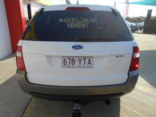 2006 Ford Territory SY SR White 4 Speed Sports Automatic Wagon