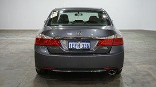 2013 Honda Accord 8th Gen MY12 VTi Grey 5 Speed Sports Automatic Sedan