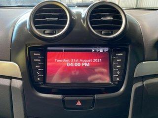 2012 Holden Ute VE II SV6 Thunder Blue 6 Speed Sports Automatic Utility
