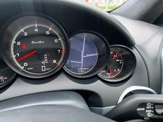 2011 Porsche Cayenne 92A MY11 Turbo Tiptronic Black 8 Speed Sports Automatic Wagon