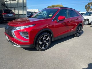 2020 Mitsubishi Eclipse Cross YB MY21 LS 2WD Red 8 Speed Constant Variable Wagon