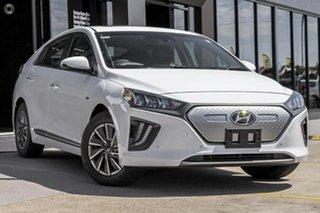 2021 Hyundai Ioniq AE.V4 MY22 electric Premium Polar White 1 Speed Reduction Gear Fastback.