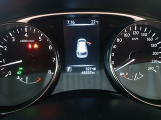 2015 Nissan X-Trail T32 ST (FWD) Silver Continuous Variable Wagon