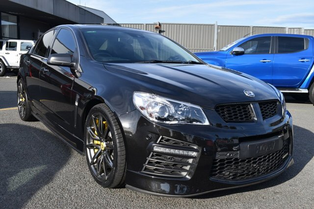 Used Holden Special Vehicles GTS Gen-F2 MY16 Wantirna South, 2016 Holden Special Vehicles GTS Gen-F2 MY16 Black 6 Speed Sports Automatic Sedan