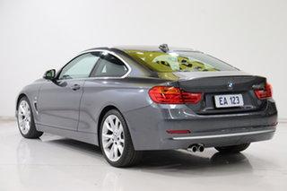 2014 BMW 4 Series F32 428i Luxury Line Grey 8 Speed Sports Automatic Coupe