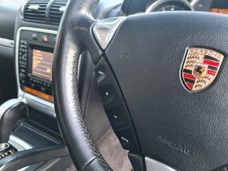 2008 Porsche Cayenne 9PA MY08 GTS Black 6 Speed Sports Automatic Wagon