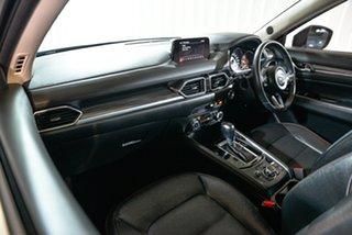 2017 Mazda CX-5 KF4W2A Akera SKYACTIV-Drive i-ACTIV AWD Grey 6 Speed Sports Automatic Wagon