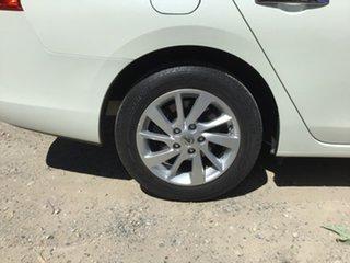 2014 Nissan Pulsar B17 ST White 1 Speed Constant Variable Sedan