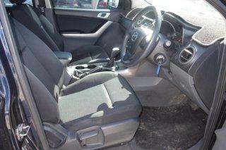 2015 Mazda BT-50 UP0YF1 XTR Blue 6 Speed Sports Automatic Utility