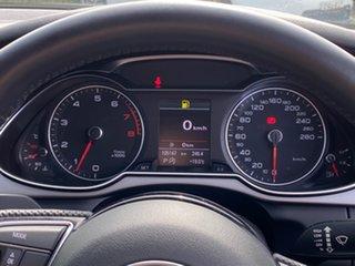2013 Audi A4 B8 8K MY13 S Tronic Quattro White 7 Speed Sports Automatic Dual Clutch Sedan