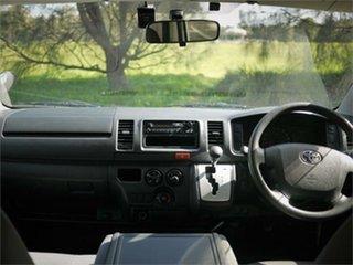 2016 Toyota HiAce KDH201V DX White 4 Speed Automatic Van