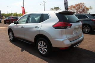 2019 Nissan X-Trail T32 Series II ST X-tronic 4WD Silver 7 Speed Continuous Variable Wagon.
