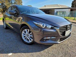 2018 Mazda 3 BN5278 Maxx SKYACTIV-Drive Sport Grey 6 Speed Sports Automatic Sedan.
