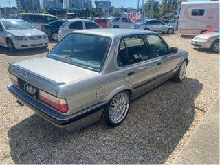 1989 BMW 325i Executive Silver 5 Speed Manual Sedan
