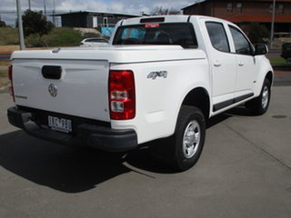 2017 Holden Colorado RG MY17 LS (4x4) White 6 Speed Automatic Dual Cab