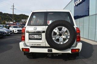 2015 Nissan Patrol Y61 GU 9 ST N-Trek White 5 Speed Manual Wagon