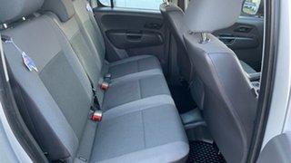 2012 Volkswagen Amarok 2H MY12 TDI400 (4x4) Silver 6 Speed Manual Dual Cab Utility