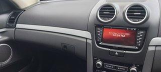 2012 Holden Commodore VE II MY12.5 SV6 Sportwagon Z Series Blue 6 Speed Sports Automatic Wagon