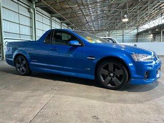 2012 Holden Ute VE II SV6 Thunder Blue 6 Speed Sports Automatic Utility.