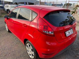 2012 Ford Fiesta WT CL True Red 5 Speed Manual Hatchback.