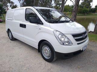 2015 Hyundai iLOAD TQ2-V MY15 White 6 Speed Manual Van.