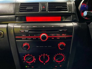 2008 Mazda 3 BK10F2 MY08 Neo Sport Silver 5 Speed Manual Hatchback