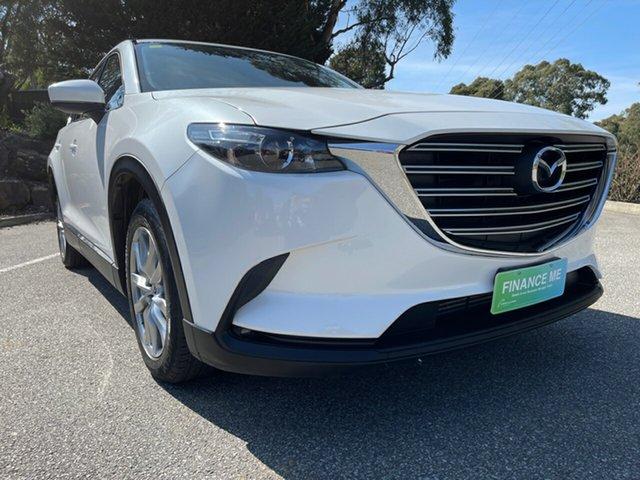 Used Mazda CX-9 TC Touring SKYACTIV-Drive i-ACTIV AWD Totness, 2016 Mazda CX-9 TC Touring SKYACTIV-Drive i-ACTIV AWD White 6 Speed Sports Automatic Wagon