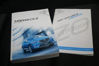 2015 Mazda CX-3 DK2W76 Maxx SKYACTIV-MT Burgundy 6 Speed Manual Wagon